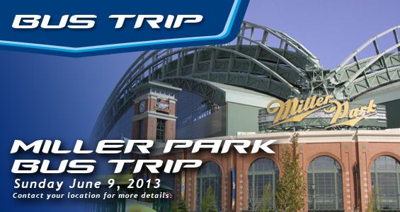 The Bar - Miller Park Bus Trip